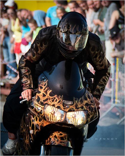 Moto Show in Krakow
